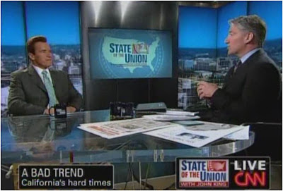 State of the Union with John King CNN February 22, 2009