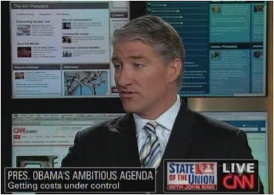State of the Union with John King CNN March 29, 2009