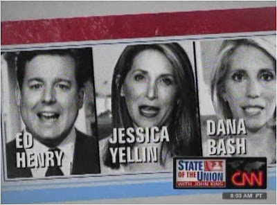 State of the Union with John King CNN July 19, 2009 Ed Henry Jessica Yellin Dana Bash