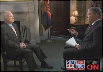 John King Senator John McCain CNN State of the Union with John King August 2, 2009