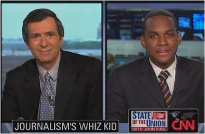 Myles Miller Howard Kurtz CNN State of the Union with John King / Reliable Sources August 2, 2009