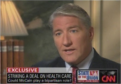John King CNN State of the Union with John King August 2, 2009