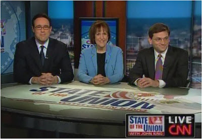 Chris Cillizza  Karen Tumulty  Peter Baker CNN State of the Union with John King August 2, 2009