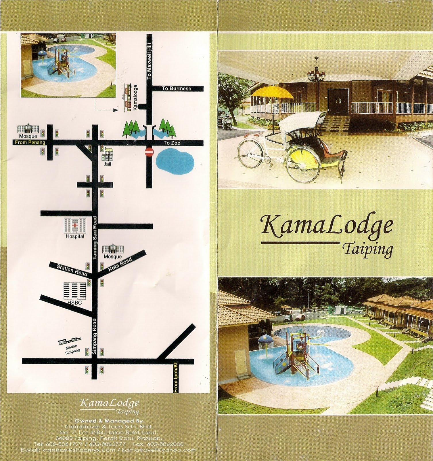 Jeejoun Travel Kamalodge Taiping
