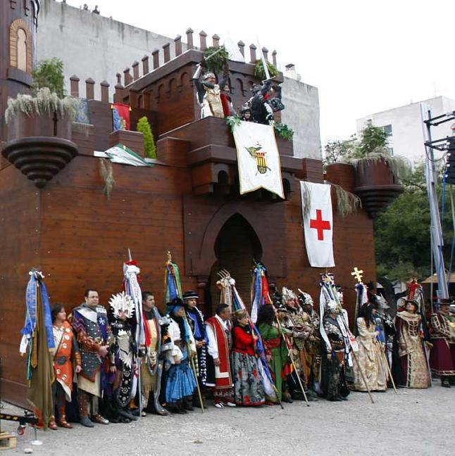 Fiestas de moros y cristianos san vicente del raspeig - Temperatura en san vicente del raspeig ...