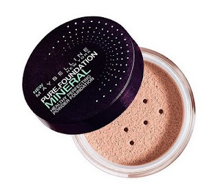 Maybelline Clear Smooth Mineral Foundation