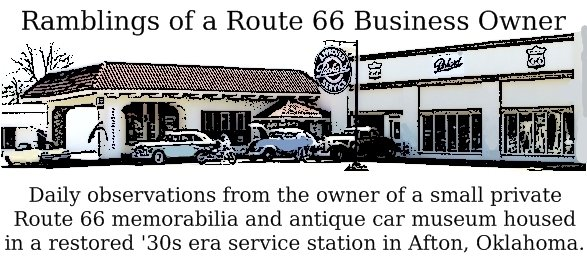 Thoughts from a Route 66 Business Owner