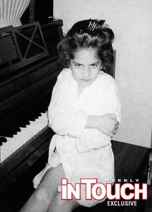 Las Fotos Lady Gaga de niña | Fotos de Famosas