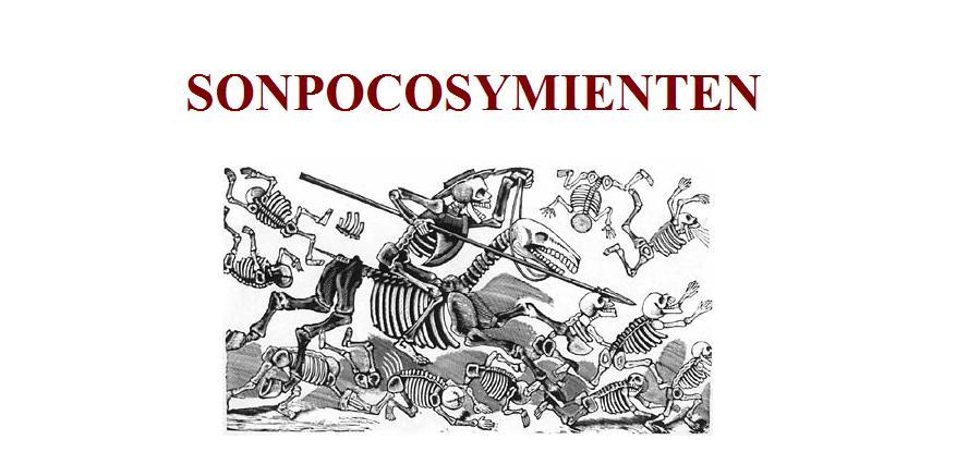 SonPocosyMienten