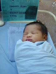 MY SON- MUHAMMAD ARIFF ISKANDAR