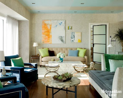 Decoration Blog Fair Of Celery Green Living Room Image