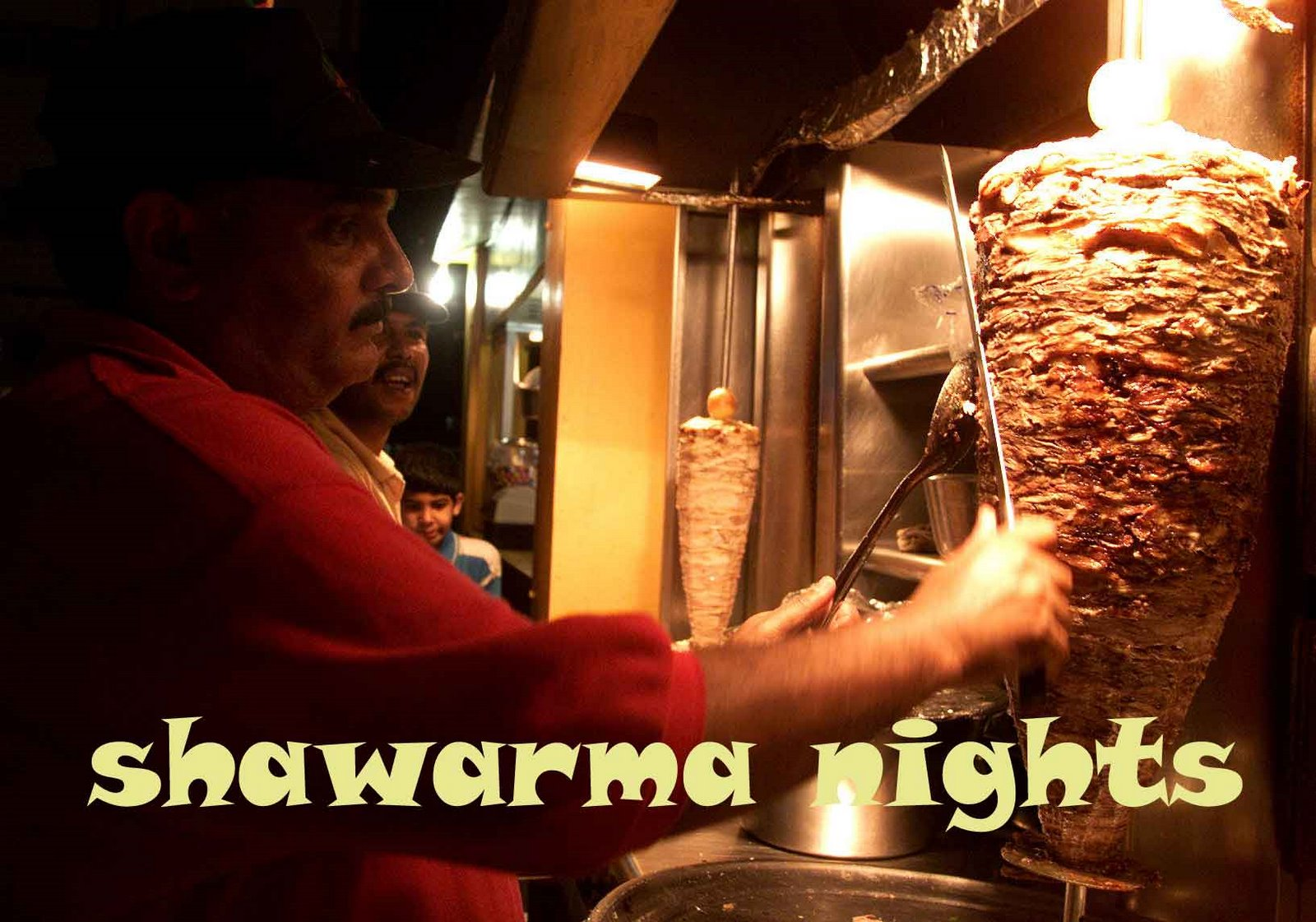Shawarma Nights