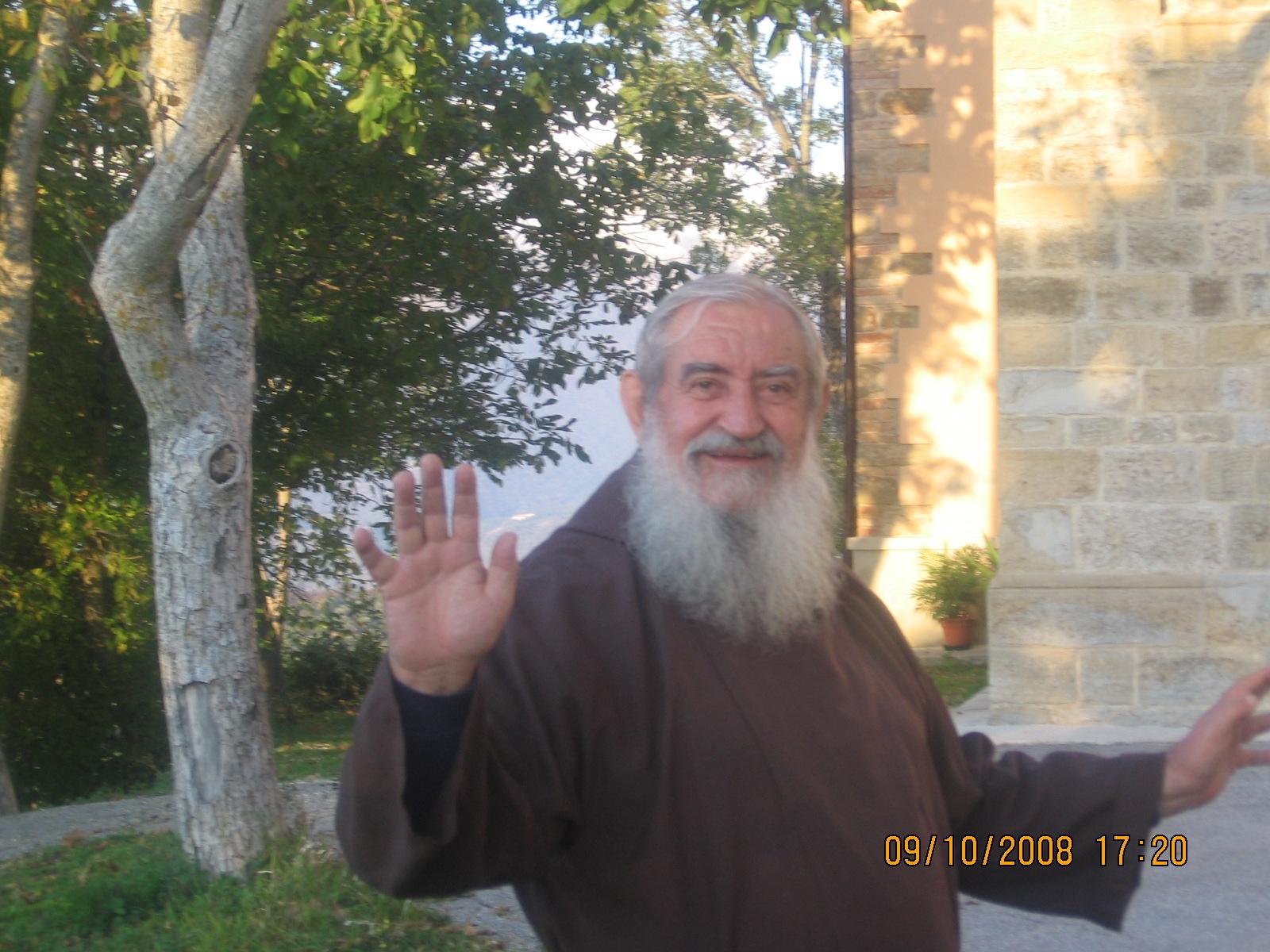 Padre Fulgenzio Monacelli , missionario in Amazzonia , nativo di Grello