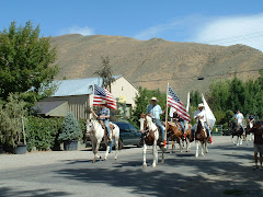 Haley Idaho Parade