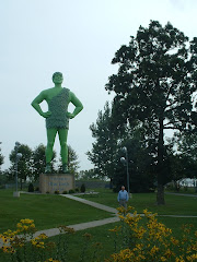 Eric and the Green Giant