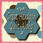 The Great Hexagon Quilt-Along, Too