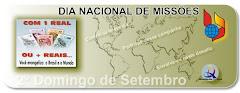 Faça Missões, 2º Domingo de Setembro