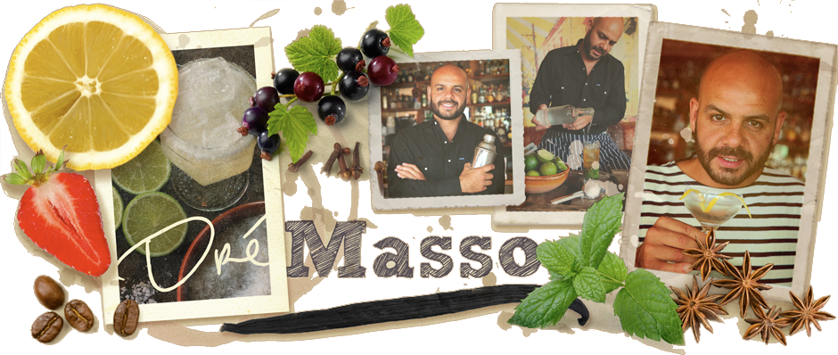Dre Masso Bar & Cocktail Consultant