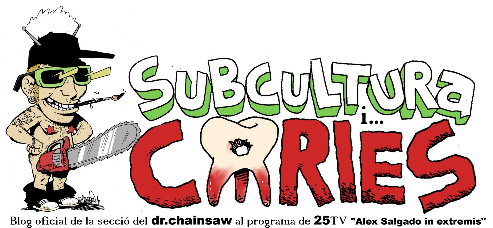 subcultura i caries