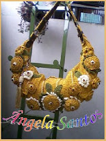 Bolsa com flores