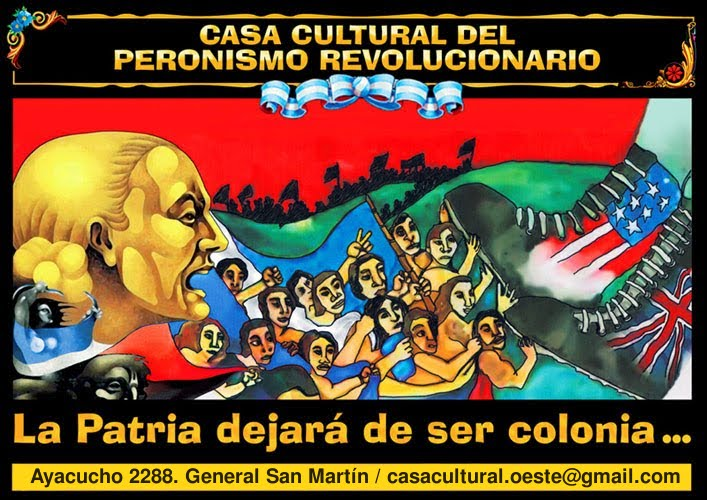 Casa Cultural Peronismo Revolucionario Oeste