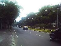 Ruas Jalan Imam Bonjol, Menteng Jakarta Pusat