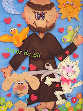 São Franciso de Assis, meu santinho!