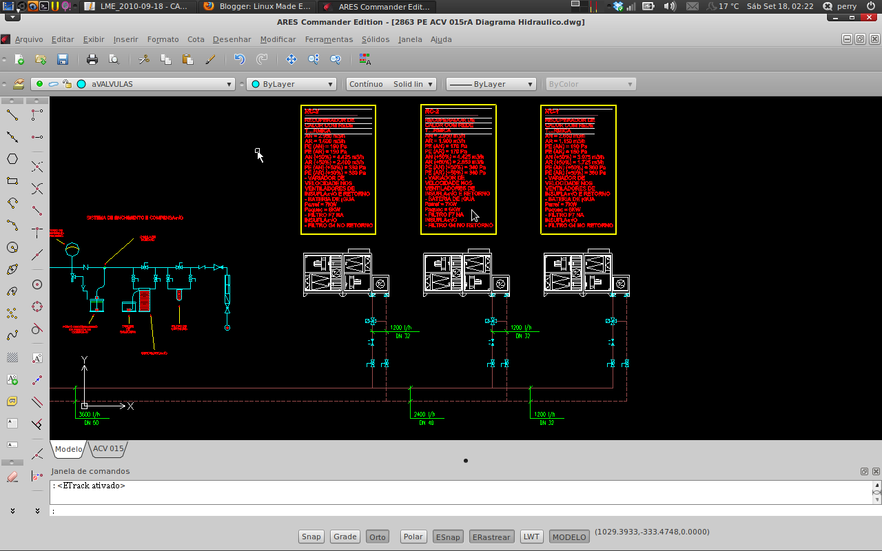 Linux Made Easy Dwg Cad On Linux Draftsight And Ares