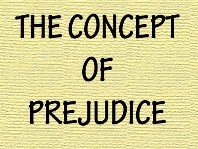 essay on the difference between prejudice and discrimination Read this essay on prejudice and discrimination the difference there is between prejudiceprejudice and discrimination article going on my.