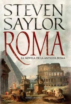 ROMA / Steven Saylor Steven+Saylor+-+Roma