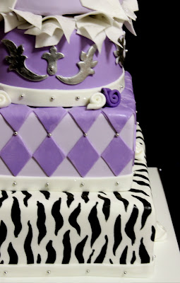 Diva Birthday Cake The Couture Cakery