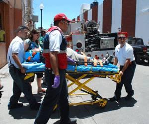 Notifama Informaciòn Estatal Se Desploma Techo De Mercería 6 Heridos