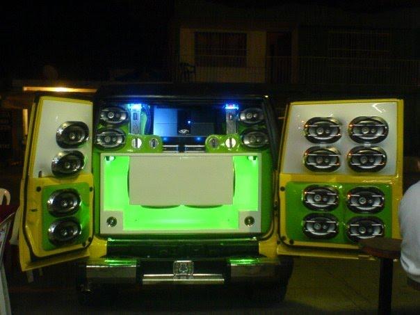coches sound car