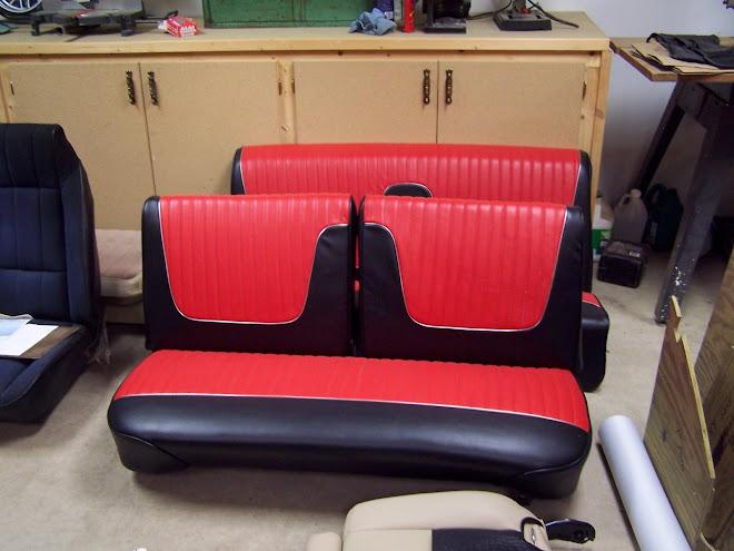 Comet Seat