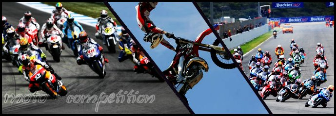 MOTO COMPETITION