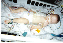 October 2004 ~ Open heart surgery