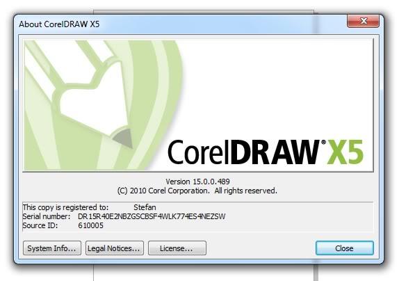 corel draw x8 на русском языке