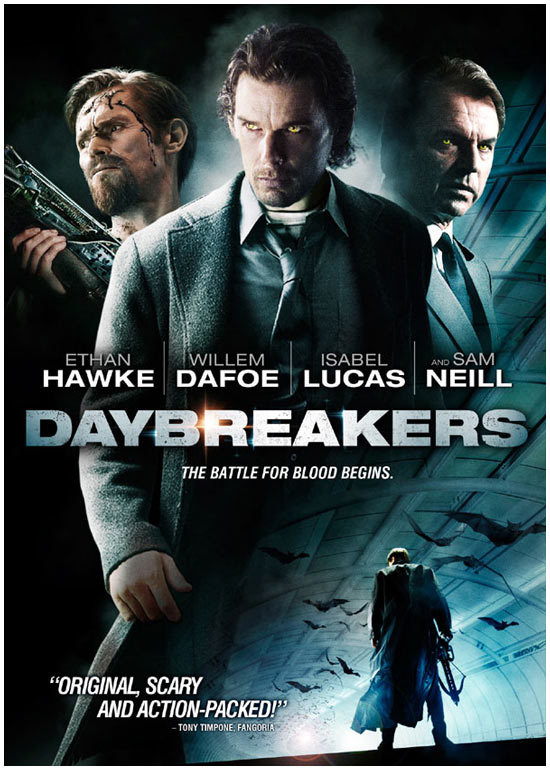 Tử Chiến Ma Cà Rồng - Daybreakers (2010) Poster