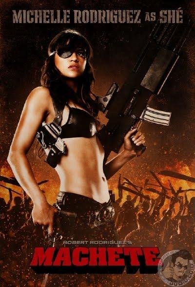 Tập Đoàn Sát Thủ - Machete (2010) Poster