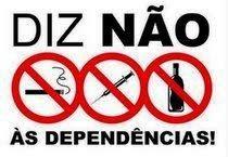 NÃO ÀS DROGAS