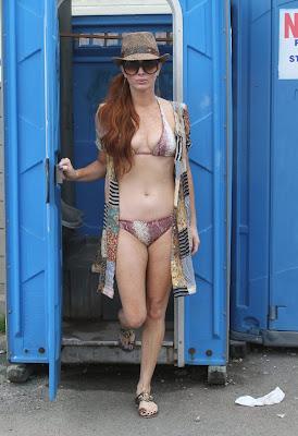 Sexy HOT BIKINI MODEL Phoebe Price Pics out in Malibu