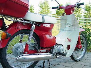 Honda Supercub
