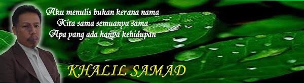 KHALIL SAMAD