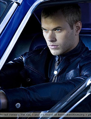Kellan Lutz Hot Max Outtakes