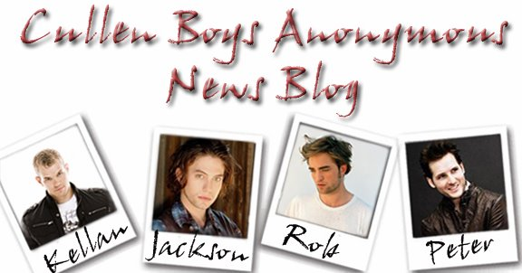 Cullen Boys Anonymous