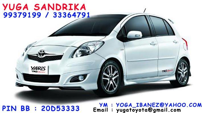 Kredit Toyota Yaris