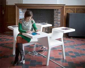 table08 11 Foto meja yang unik