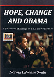 """Hope, Change and Obama"" by Norma LaVonne Smith"