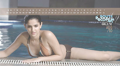 Southscope Calendar