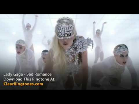 Lady Gaga  Romance Song on Hollywood  Lady Gaga Bad Romance Lyrics
